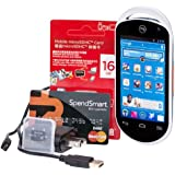 PlayMG Mobile Android Entertainment System Bundle with Charger - 24GB Storage