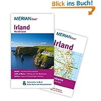 Irland Nordirland: MERIAN live! - Mit Kartenatlas im Buch und Extra-Karte zum Herausnehmen