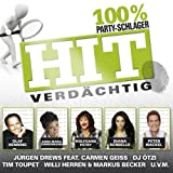 "Hit-Verd�chtig 100% Party-Schlagervon ""Various"""