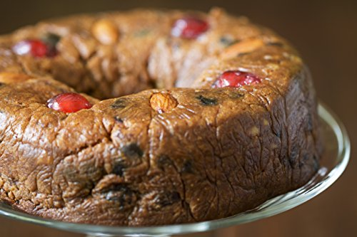 Fruitcake : Gluten Free with Brandy and Sherry 2lbs | Gourmet Food Gift in a Tin by NomNom Delights (Fruit Cakes With Rum Or Brandy compare prices)