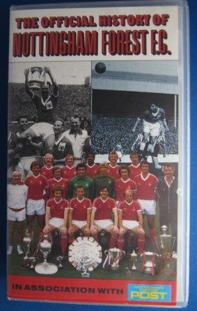Nottingham Forest - Official History [VHS]