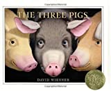 The Three Pigs (Caldecott Medal Book)