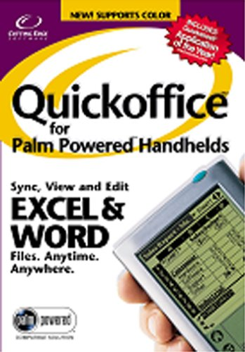 Quickoffice for Palm Powered Handhelds