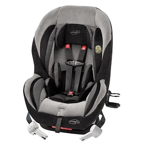 convertible child seat for car evenflo momentum 65 dlx e3 convertible car seat static child. Black Bedroom Furniture Sets. Home Design Ideas