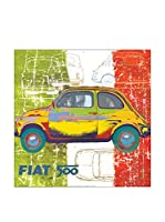Artopweb Panel Decorativo Salvini Pop 500 II 50x50 cm Multicolor
