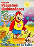Animales de La Selva (Spanish Edition)