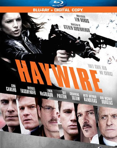Cover art for  Haywire [Blu-ray]