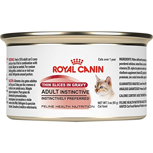 Royal Canin Adult Instinctive Thin Slices In Gravy