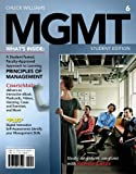 MGMT 6 (with Career Transitions Printed Access Card) (Engaging 4ltr Press Titles for Management)