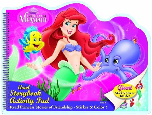 Bendon Disney Ariel Large Activity Floor Pad