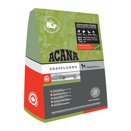 Acana Grassslands Dog Dry Mix 13.5 kg