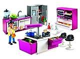 Playmobil - A1502744 - Jeu De Construction - Cuisine Avec Ilot