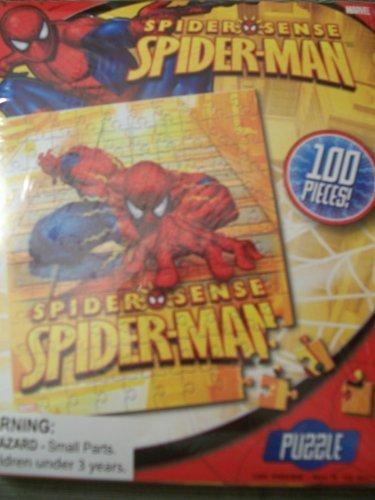 Spider Sence 100 Piece Puzzle