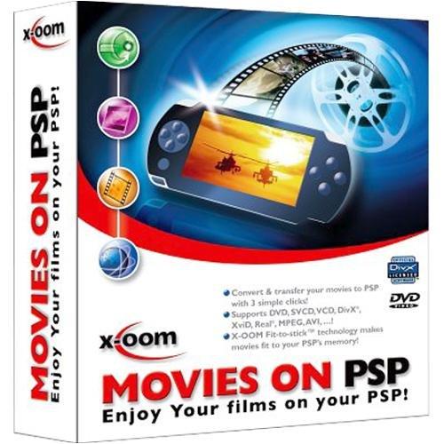 X-OOM Movie on PSP