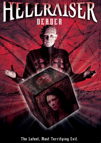 Cover art for  Hellraiser: Deader