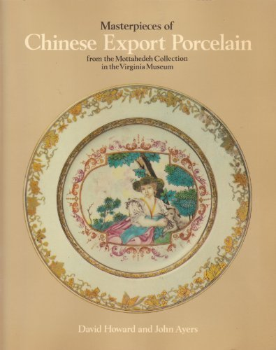 Masterpieces of Chinese Export Porcelain: from the Mottahedeh Collection in the Virginia Museum
