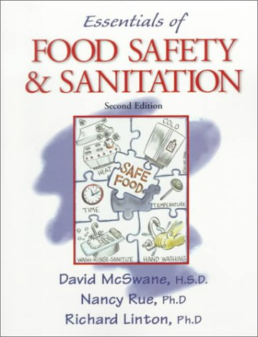 Essentials of Food Safety and Sanitation (2nd Edition)