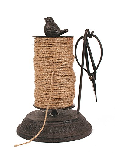 creative-co-op-cast-iron-string-holder-with-scissors-jute