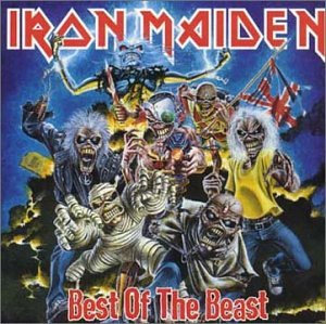 Iron Maiden - Best Of The Beast(CD1) - Zortam Music