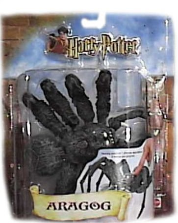 Picture of Mattel Harry Potter Aragog Deluxe Action Figure (B00007ART2) (Harry Potter Action Figures)