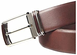 Mane Beretta Men'S Smooth Leather Regular Belt