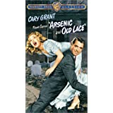 Arsenic & Old Lace [VHS] [Import USA]par Cary Grant