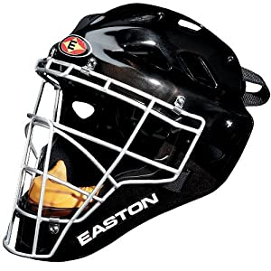 Easton Surge Catchers Helmet - Black Large by Easton