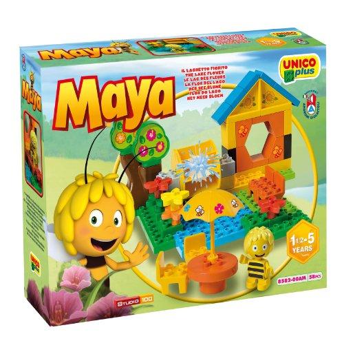 mgm-108582-jeu-de-construction-abeille-maya-lac-59-pieces