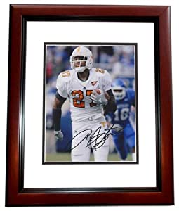 Arian Foster Autographed Hand Signed Tennessee Volunteers 8x10 Photo MAHOGANY CUSTOM... by Real Deal Memorabilia