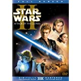 Star Wars: Episode II - Attack of the Clones (Full Screen)by Hayden Christensen