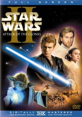 Star Wars, Episode II: Attack of the Clones (Full Screen Edition)