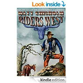 Riders West (A Storm Family Western Book 3)