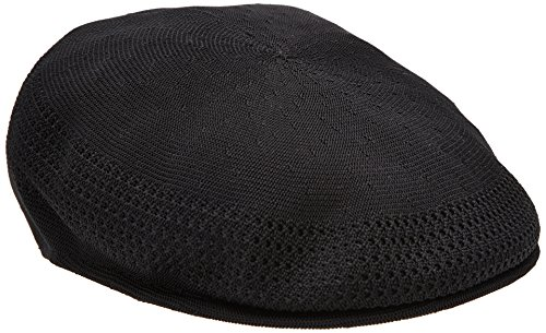 Kangol Ventair 504 Cap (X-Large, Black) (French Cap compare prices)