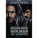 Sherlock Holmes 2 : Jeu d'ombres - Ultimate Edition - Combo Blu-ray + DVD - Bo�tier m�tal Edition limit�e [Blu-ray]par Robert Downey Jr.