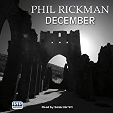 December Audiobook by Phil Rickman Narrated by Seán Barrett