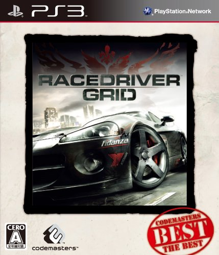 �����ɥޥ������� [PS3] RACE DRIVER GRID Codemasters THE BEST BLJM-60236 �μ̿�