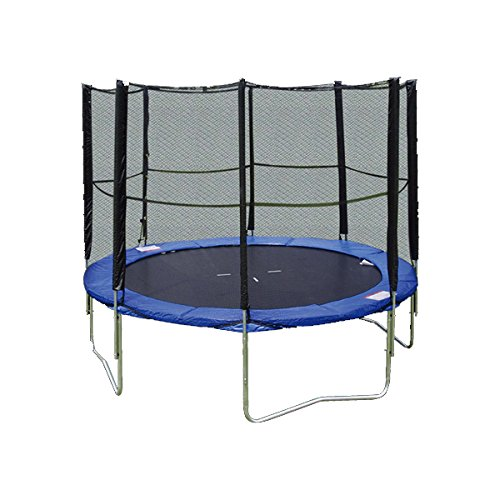Super-Jumper-Combo-Trampoline-Blue-10-Feet