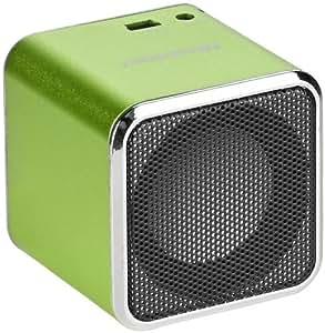 Musicman BT-X2 Mini Haut-parleur portable Bluetooth pour iPhone/iPad/iPod/Téléphone portable/Tablet/Ordinateur Portable Vert