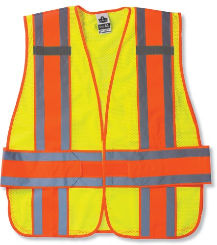 Class 2 Expandable Safety Vest Lime Mesh - Buy Class 2 Expandable Safety Vest Lime Mesh - Purchase Class 2 Expandable Safety Vest Lime Mesh (Ergodyne, Ergodyne Vests, Ergodyne Mens Vests, Apparel, Departments, Men, Outerwear, Mens Outerwear, Vests, Mens Vests)