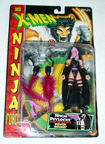 X-Men Ninja Psylocke