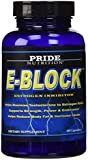 Estrogen Blocker- E-Block- Best Anti Estrogen Supplements- Post Cycle Therapy DIM 250mg| 650mg Calcium-d-glucarate Plus Chrysin for Hormone Balance Acne Support PCT Aromatase Inhibitor for Men & Women