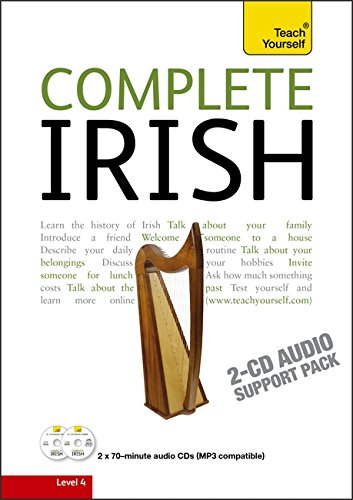 Complete Irish Beginner to Intermediate Course: Learn to Read, Write, Speak and Understand a New Language with Teach Yourself