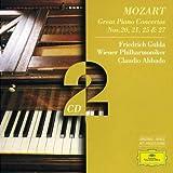 Piano Concertos Nos. 20 21 25 & 27