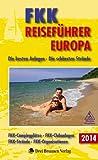 FKK-Reiseführer Europa 2014