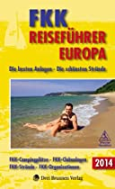 FKK Reisef�hrer Europa 2014 Titelbild