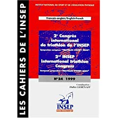 2e congrès international de triathlon de l'INSEP