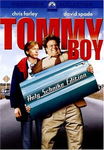 Cover art for  Tommy Boy (Holy Schnike Edition)