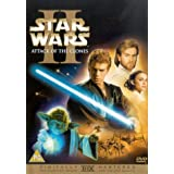 Star Wars: Episode II - Attack of the Clones [DVD] [2002]by Hayden Christensen