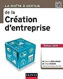 Image de La Boîte à outils de la Création d'entreprise - 3e éd. Edition 2015