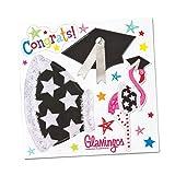 Silvestri Glamingo Flamingo Grad Costume Magnet Sheet